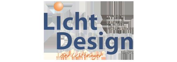 Besuchen Sie auch die Seite unseres Partners Licht Design