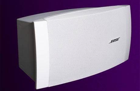 Ein von uns viel in Soundsystemen verwendeter HiFi Lautsprecher