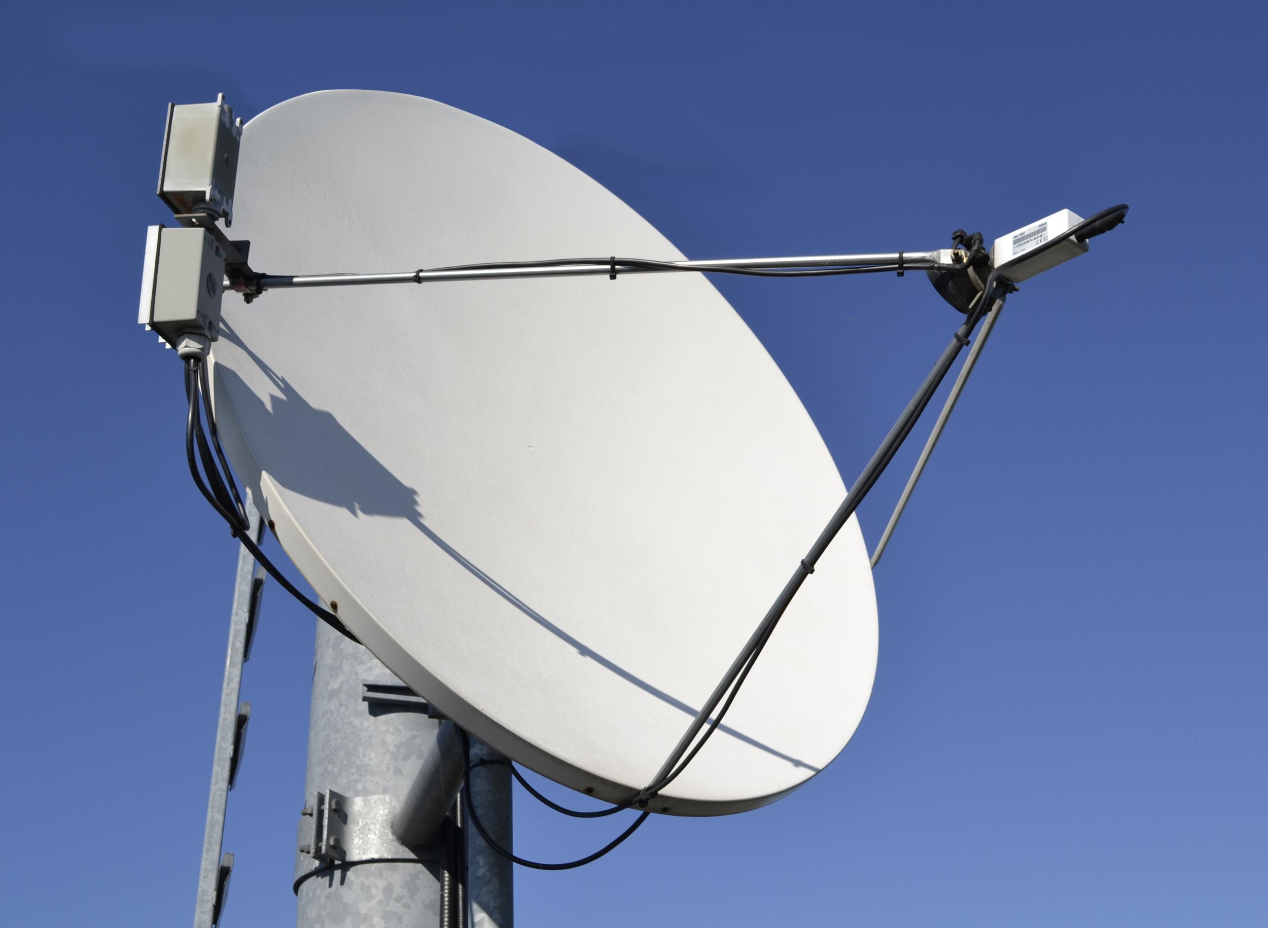 satelitenschuessel