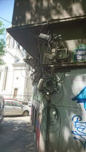 Elektroinstallationen in Bukarest